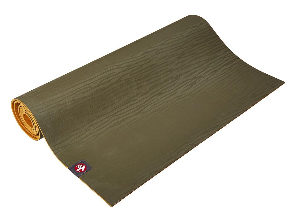 Manduka eKO Lite Mat 4mm Yoga Mat Opa Athletic Sports Equipment