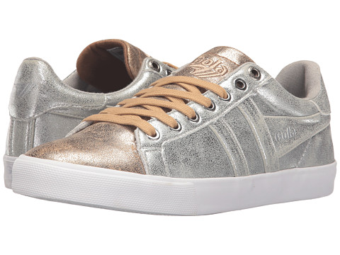Gola Orchid Super Metallic - Silver/Gold