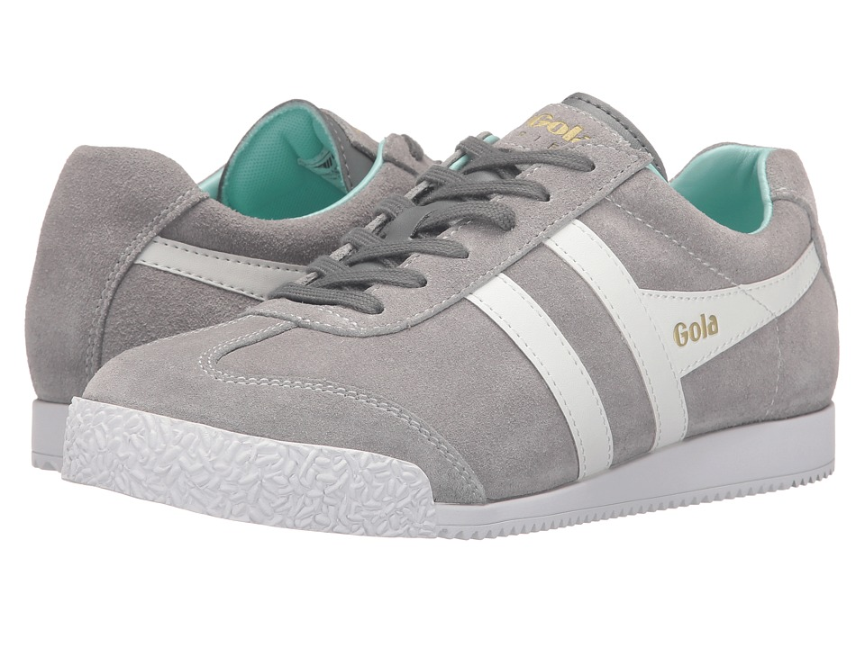 Gola Harrier (Grey/Windhcime/Mint) Women
