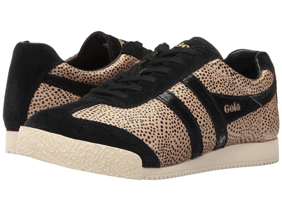 Gola Harrier Safari (Gold/Black) Women