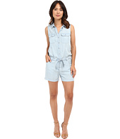 KUT from the Kloth - Valentina Sleeveless Shirt Romper