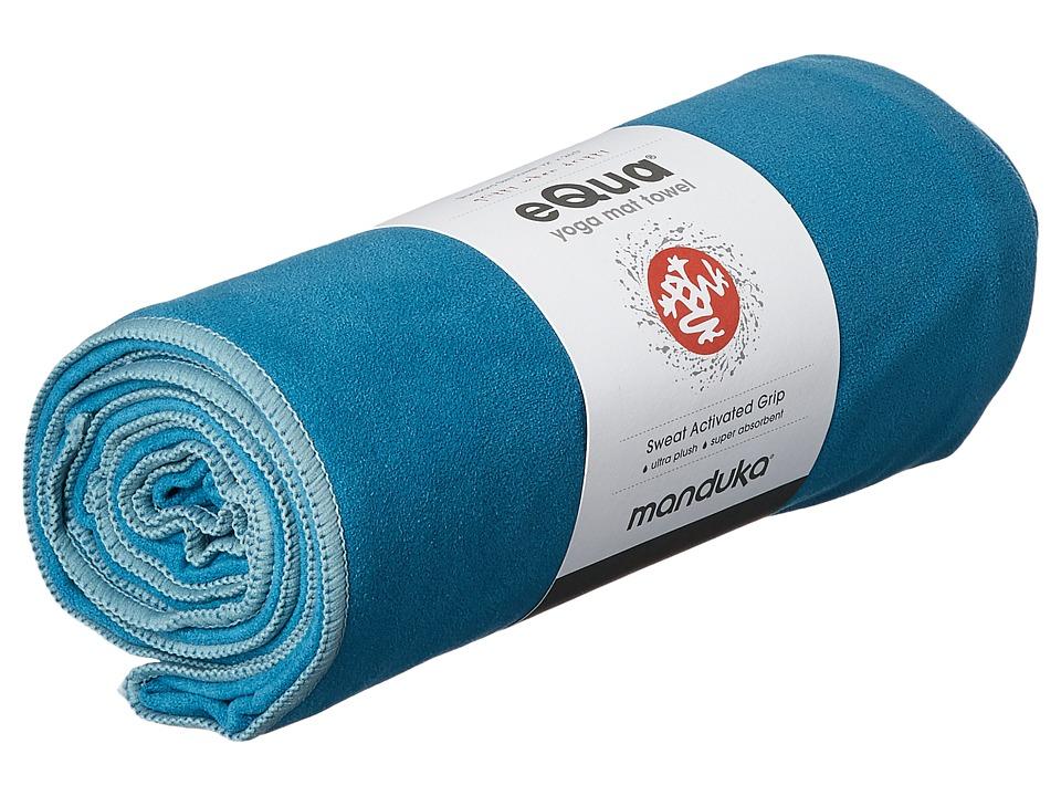 Manduka eQua Mat Towel Delmara Bath Towels