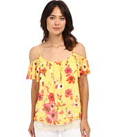 KUT from the Kloth - Elise Cold Shoulder Top