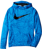 Nike Kids - Therma Print Training Hoodie (Little Kids/Big Kids)