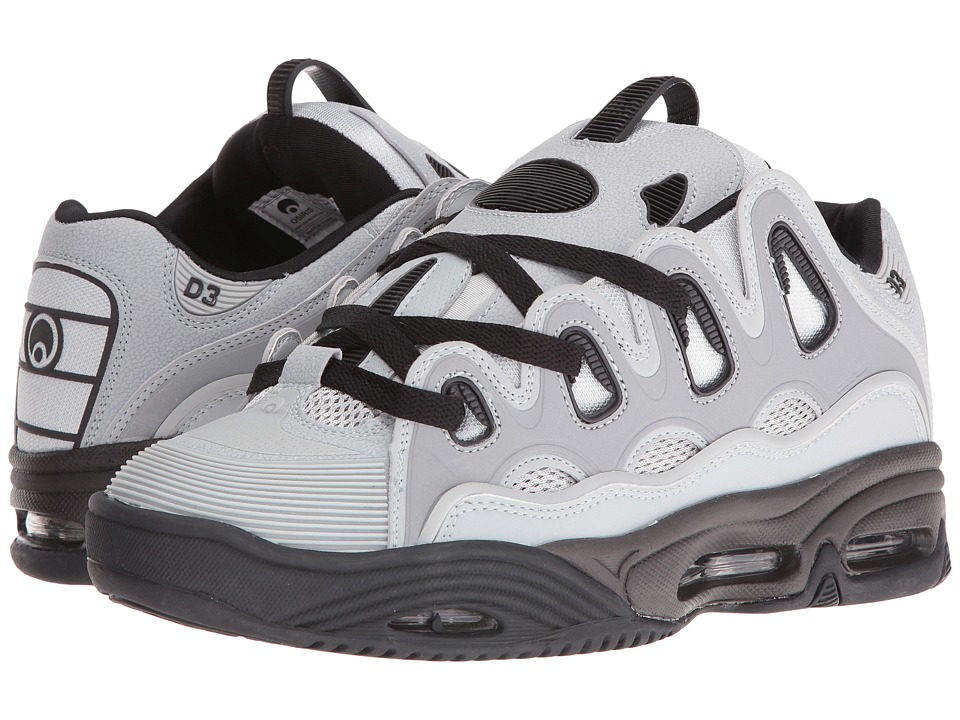 Osiris D3 2001 (Grey/Grey/Black) Men