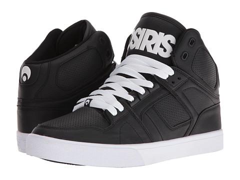 Osiris NYC83 VLC - Black/White/White