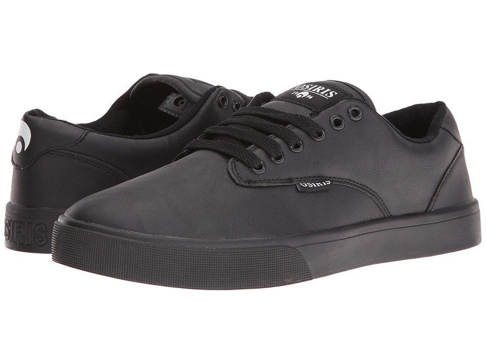 Osiris Slappy VLC (Black/Black) Men