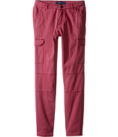 Tommy Hilfiger Kids - Stretch Sateen Cargo Pants (Little Kids/Big Kids)