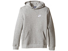 Nike Kids Sportswear Pullover Hoodie (Little Kids/Big Kids)