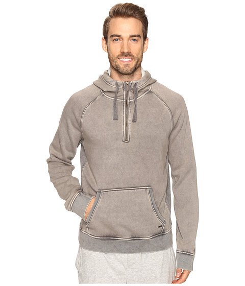 UGG Cooper Washed Pullover Hoodie - Stout