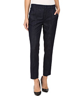 Level 99 - Taylor Classic Straight Leg Trousers in Twilight