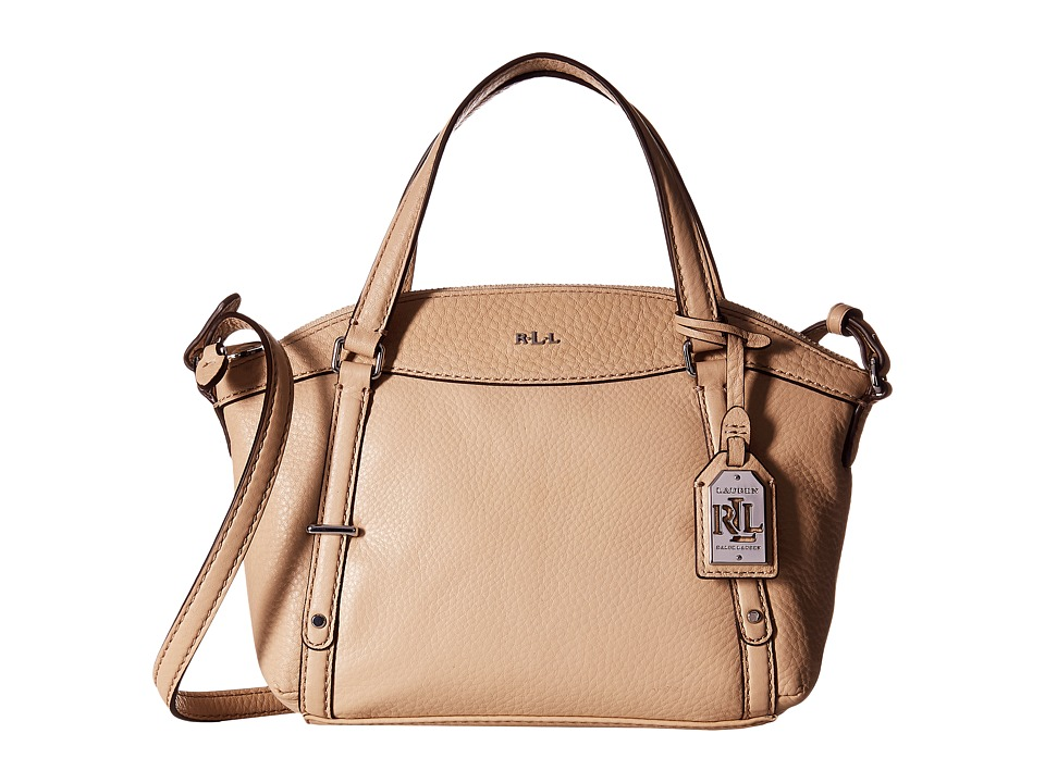 LAUREN Ralph Lauren - Kailee Crossbody (Straw) Cross Body Handbags