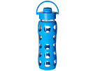 Glass Bottle with Flip Cap 22 oz.