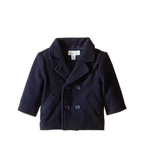 Pumpkin Patch Kids Double Breasted Coat (Infant)