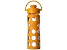 Lifefactory Glass Bottle with Flip Cap 16 oz.