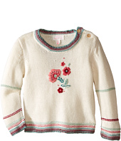 Pumpkin Patch Kids - Floral Sweater (Infant)
