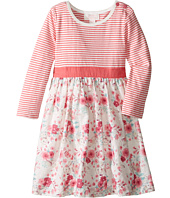 Pumpkin Patch Kids - Knit and Woven Dress (Infant)