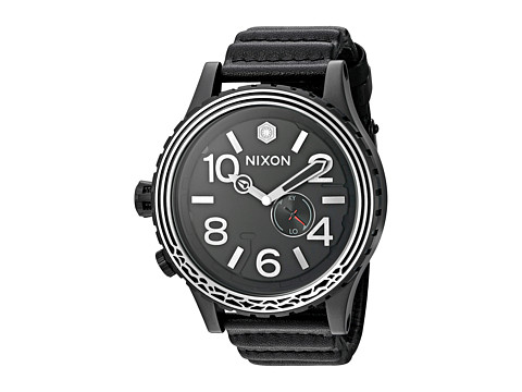 Nixon 51-30 Leather - Star Wars Collection - Kylo Black