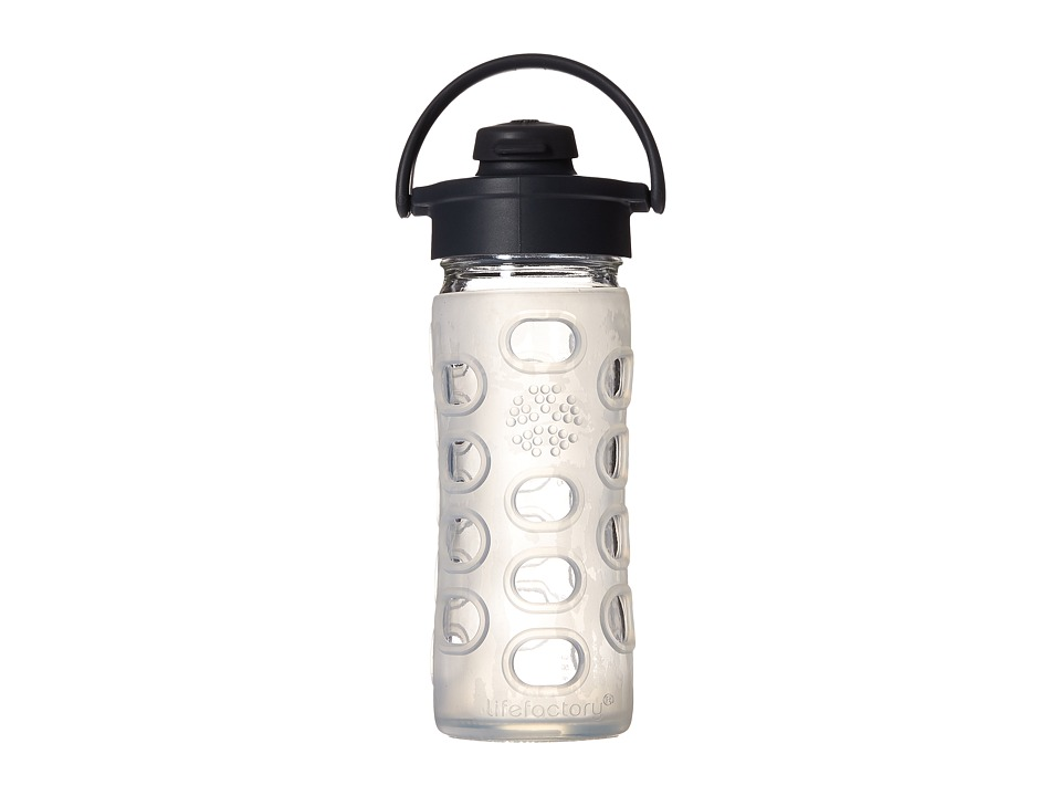 Lifefactory - Glass Bottle with Flip Cap 12 oz.