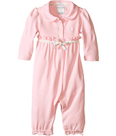 Ralph Lauren Baby - Interlock Classic One-Piece Coveralls (Infant)