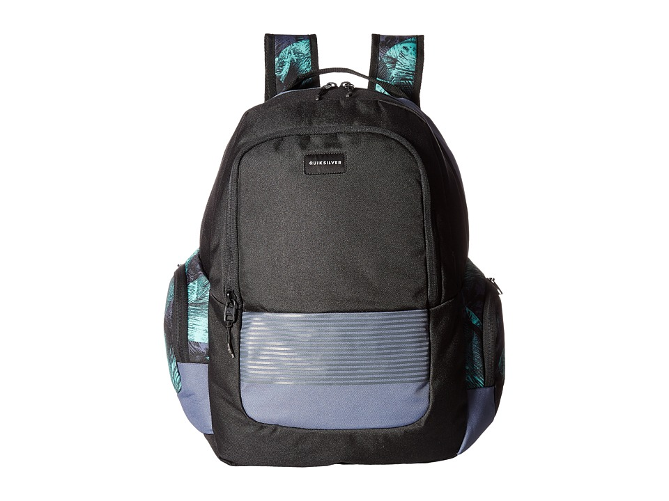 Quiksilver Schoolie Backpack (Cut Out Black) Backpack Bags