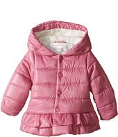 Pumpkin Patch Kids - Frilly Puffer Jacket (Infant)