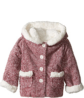 Pumpkin Patch Kids - Speckled Fleece Jacket (Infant)