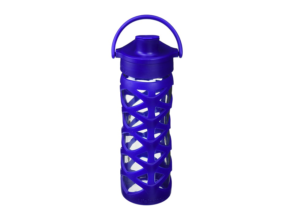 Lifefactory - Glass Bottle with Active Flip Cap 16 oz.