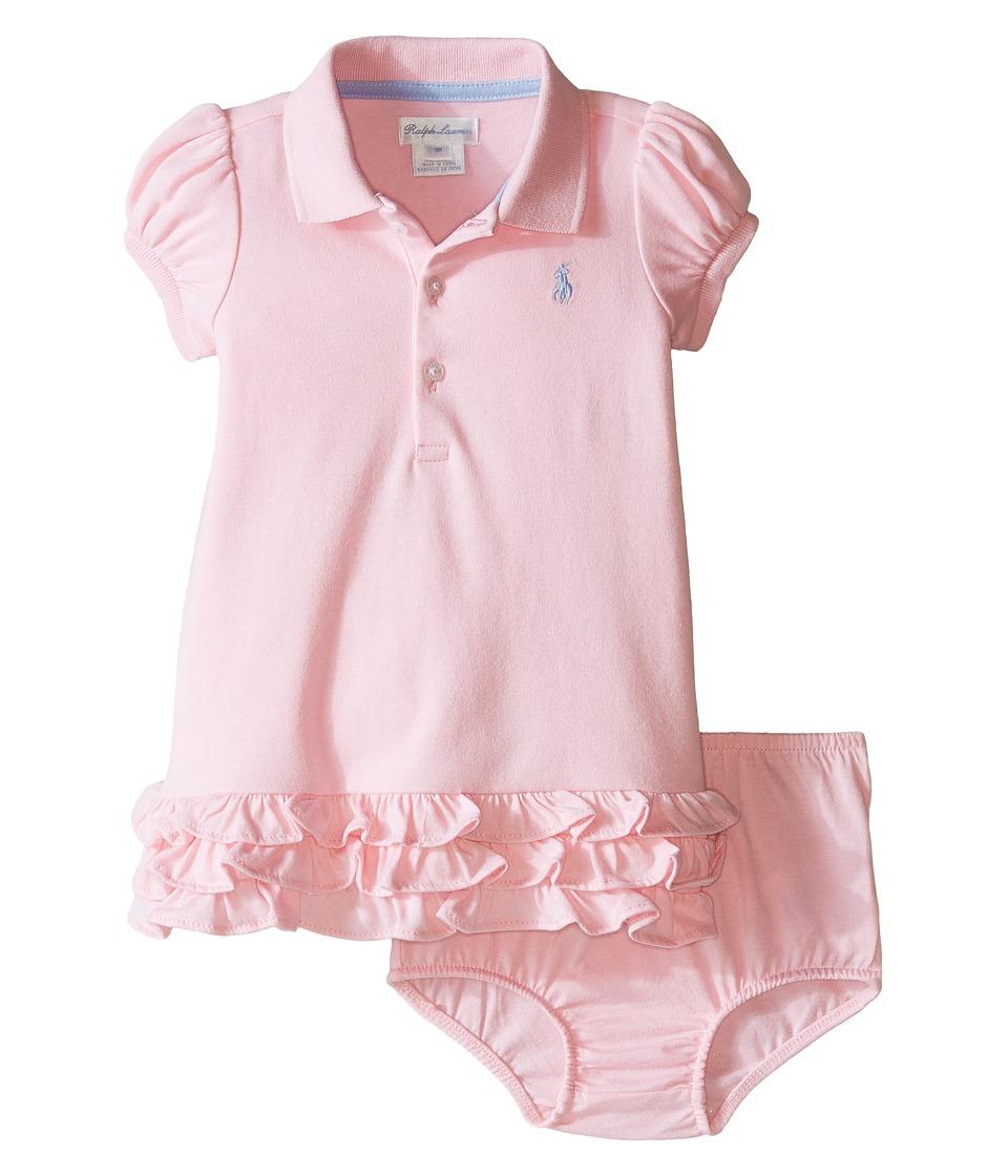 Ralph Lauren Baby - Interlock Cupcake Dress
