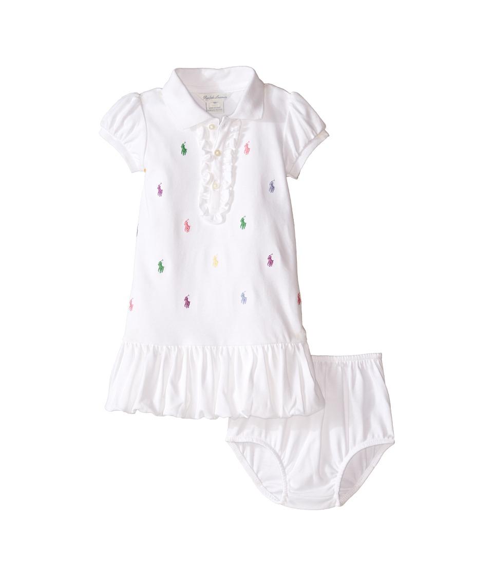 Ralph Lauren Baby - Interlock Schiffli Dress