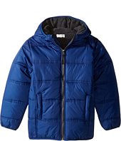 Pumpkin Patch Kids - Zip Through Puffer Jacket (Infant/Toddler/Little Kids/Big Kids)