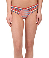 Luli Fama - American Dream Strappy Brazilian Ruched Back Bottoms
