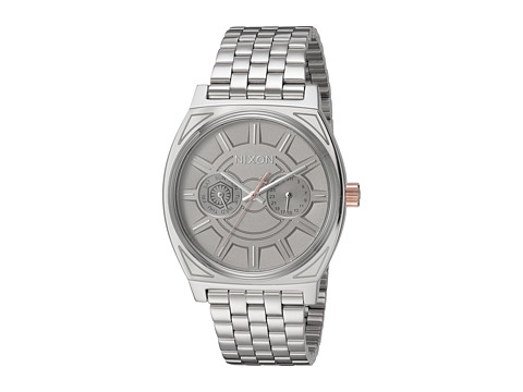 Nixon Time Teller Deluxe - Star Wars Collection - Phasma Silver