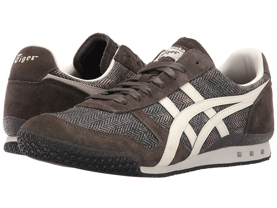 Onitsuka Tiger by Asics - Ultimate 81 (Black Olive/Off-White) Athletic Shoes