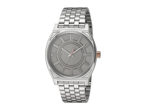 Nixon Time Teller - Star Wars Collection - Phasma Silver