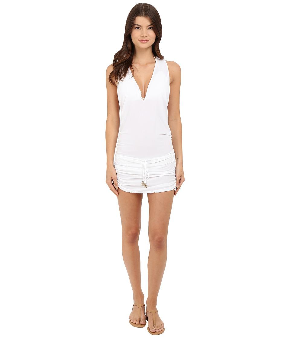 Luli Fama - Cosita Buena T-Back Mini Dress Cover-Up