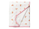 Ralph Lauren Baby Printed Interlock Bear Blanket (Infant)