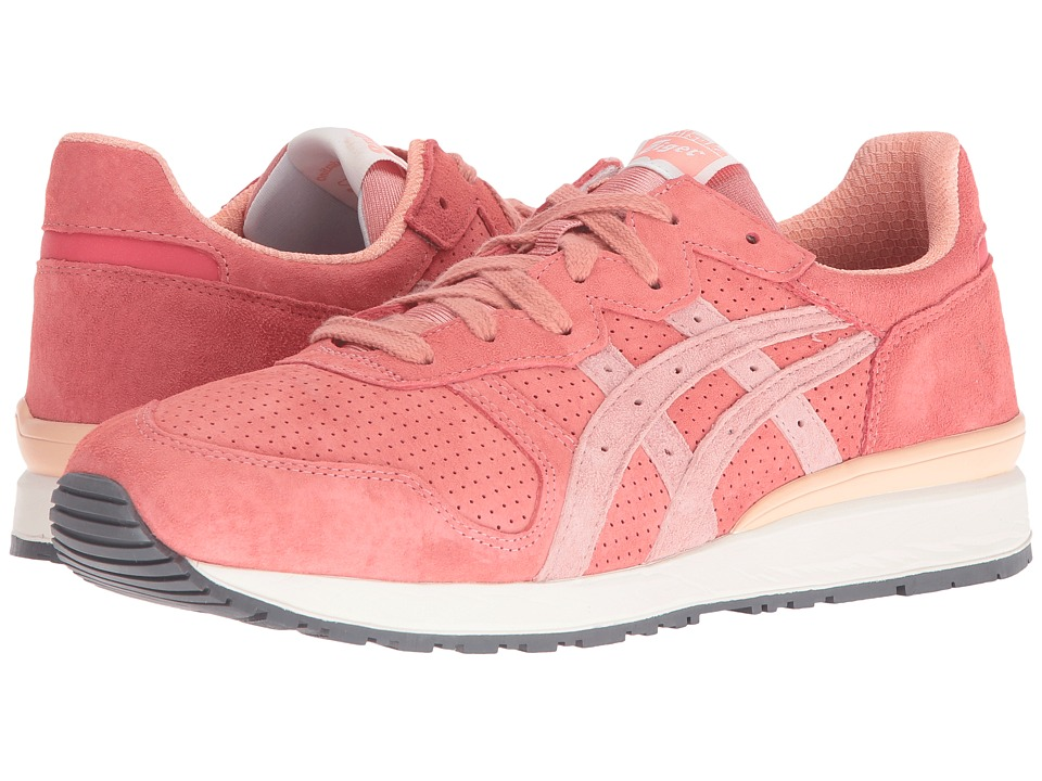 Onitsuka Tiger by Asics Tiger Alliance (Terracotta/Coral Reef) Athletic Shoes