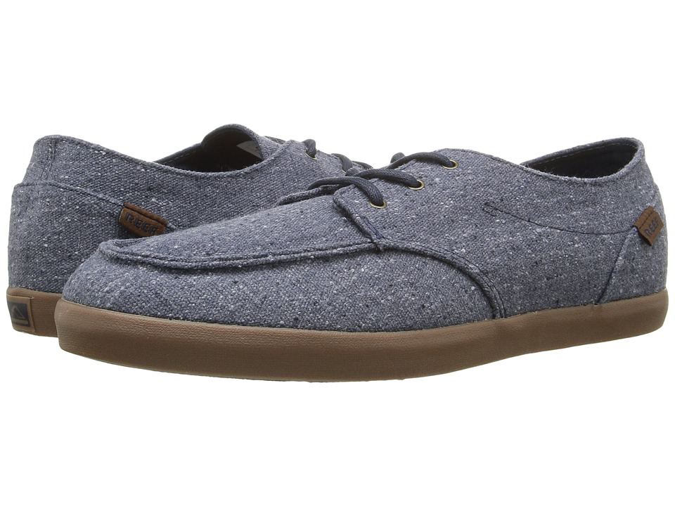Reef - Deck Hand 2 TX (Navy/Gum) Men