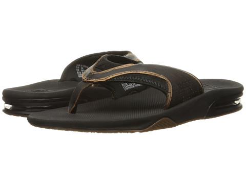 Reef Leather Fanning Lux