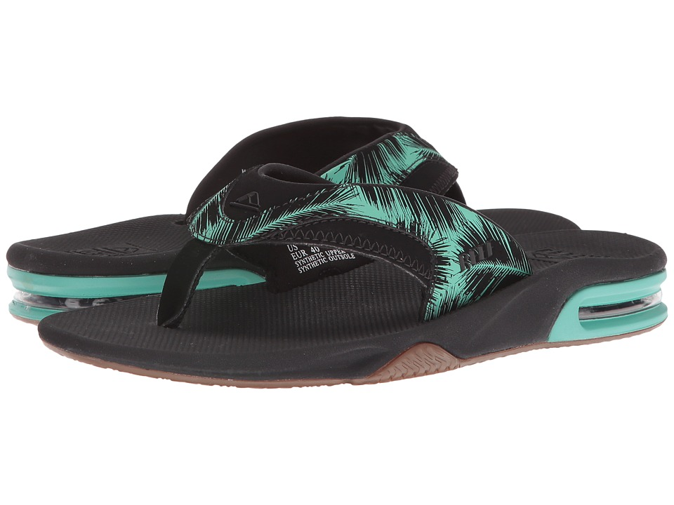 Reef Fanning Prints (Blue Palm) Men