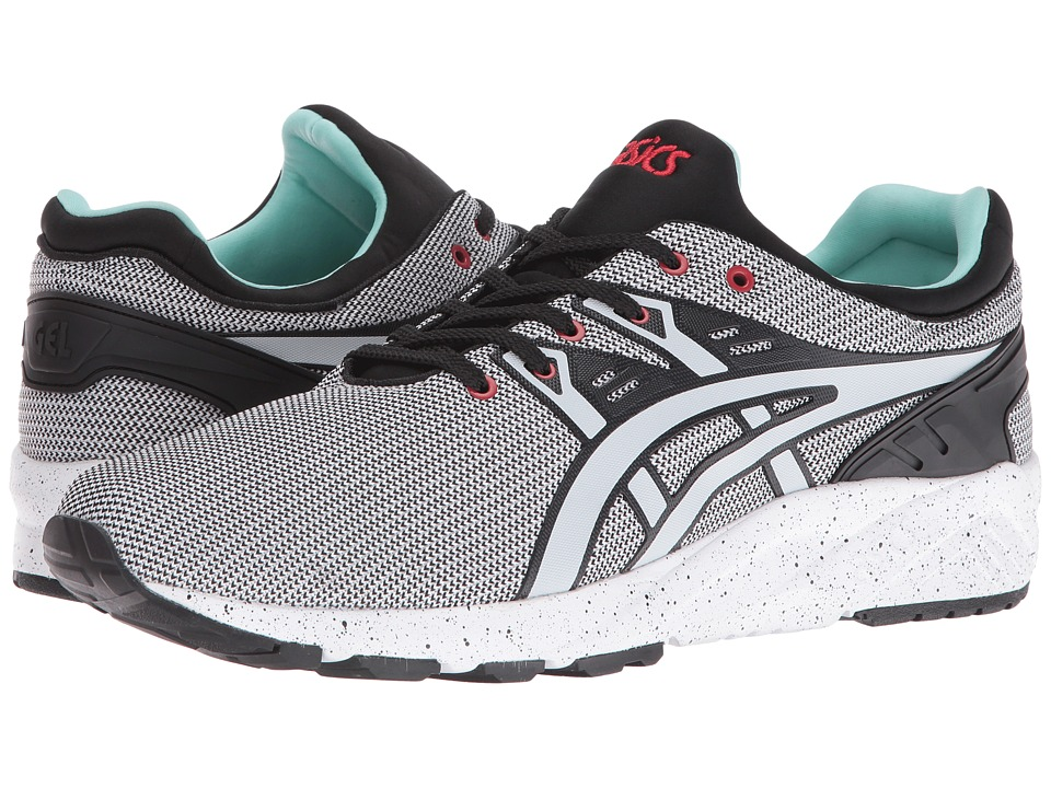 Onitsuka Tiger by Asics Gel-Kayano Trainer Evo (White/Soft Grey) Athletic Shoes