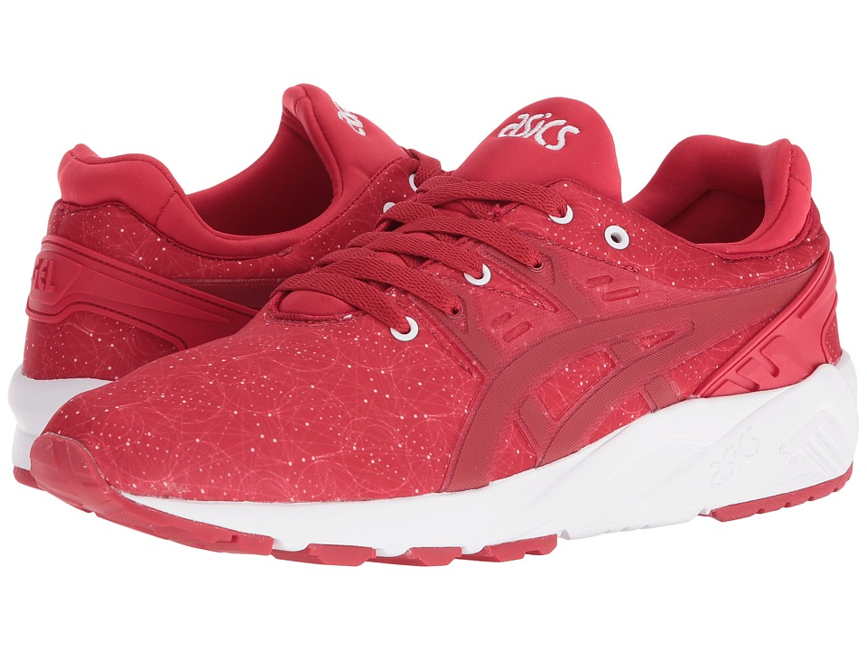 Onitsuka Tiger by Asics Gel-Kayano Trainer EVO (Red/Red) Athletic Shoes