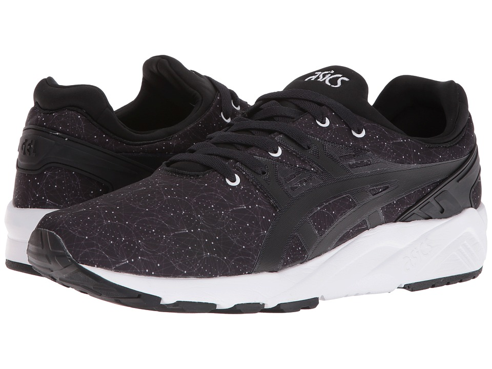 Onitsuka Tiger by Asics Gel-Kayano Trainer EVO (Black/Black) Athletic Shoes