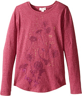 Pumpkin Patch Kids - Regina Long Sleeve Tee (Little Kids/Big Kids)