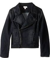 Pumpkin Patch Kids - Biker Denim Jacket (Little Kids/Big Kids)