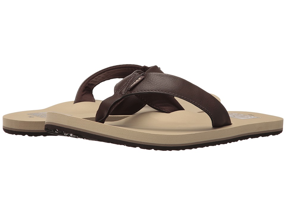Reef Twinpin (Khaki) Men