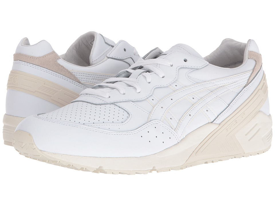 Onitsuka Tiger by Asics Gel-Sight (White/White) Athletic Shoes