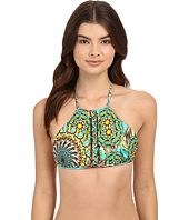 Luli Fama - Moon Princess Strings To Braid Halter Top