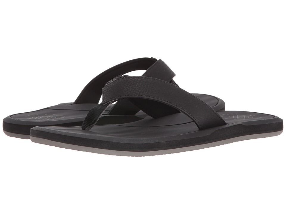 Reef - Machado Day (Black) Men's Sandals